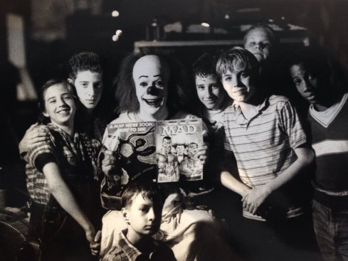 it 1990 with kids crew